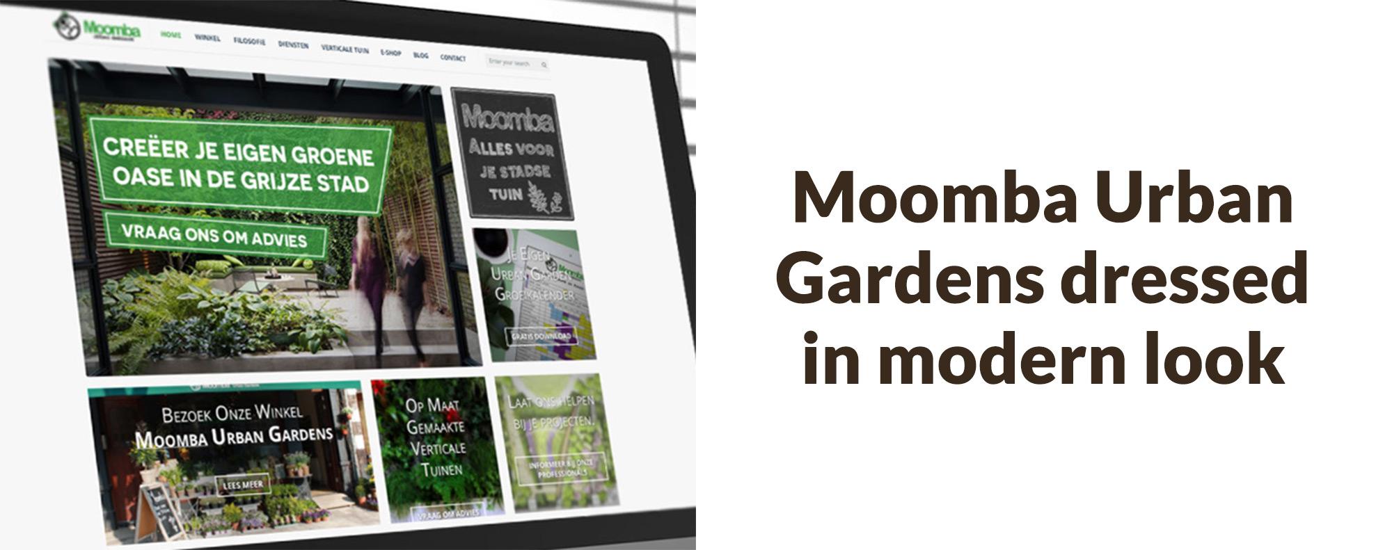 Moomba Urban Gardens